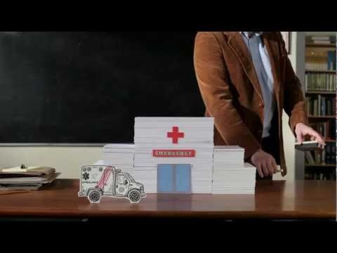 An animated video for the Ministry of Health explaining Emergency Departments, animated by Jeff Chiba Stearns of Meditating Bunny Studio Inc. www.meditatingbunny.com