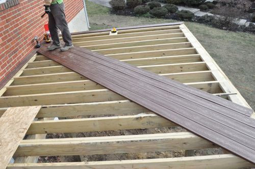 18 Best Free Deck Design Plans From Trex Images On