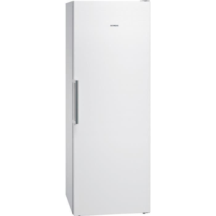 Siemens Gs58nawdv Congelateur Armoire 360l Froid Ventile Classe A L 70 X H 191 Cm En 2020 Congelateur Armoire Armoire Et Tiroir