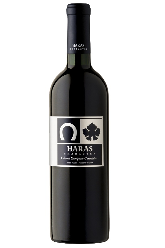 Harras Character: a blend of Cabernet Sauvignon and Carmenere: Santiago Chile