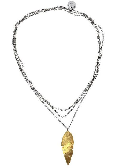 Necklace with chain  MADE IN ITALY  Shop now on www.dezzy.it