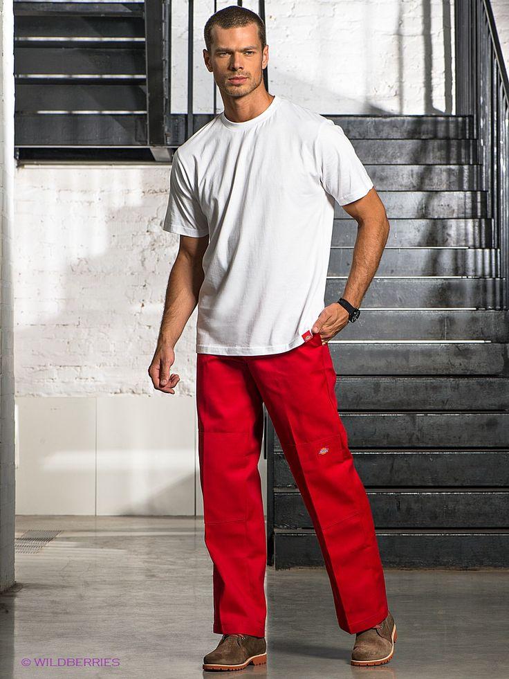 Выбрать в AMODERNA.RU  Креативный вариант для необычного в своем образе мужчины - брюки свободного прямого кроя