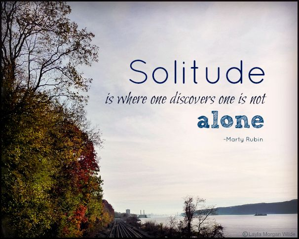 essay on solitude Society and solitude is a collection of twelve essays previously delivered as lectures on various occasions and before varied audiences each essay is preceded by a few lines of original verse the volume as a whole lacks the propagandistic fire of ralph waldo emerson's earlier essays, although.