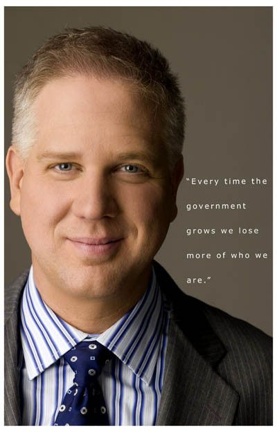 Glenn Beck Big Government Quote Poster 11x17