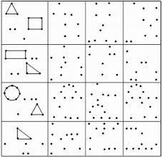 Risultati immagini per orientacion espacial copiar dibujos