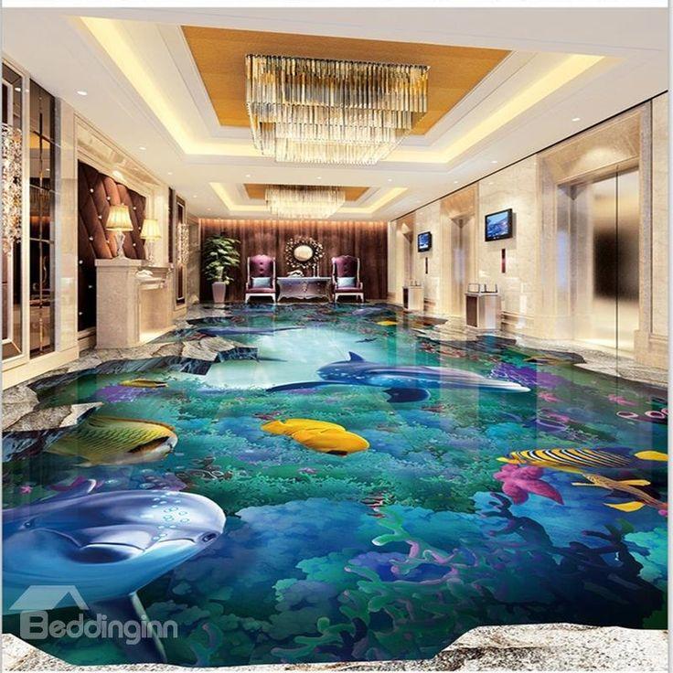78 Best Images About 3D Floor Art On Pinterest