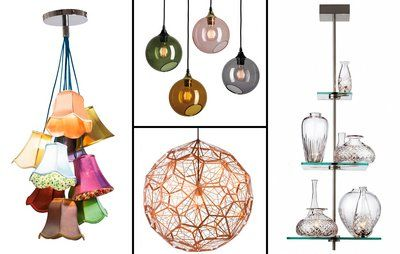 Lamper og pendler: Lys over dit spisebord