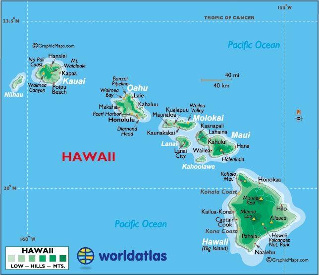 Hawaii  39The Aloha State39 Capital City  Honolulu