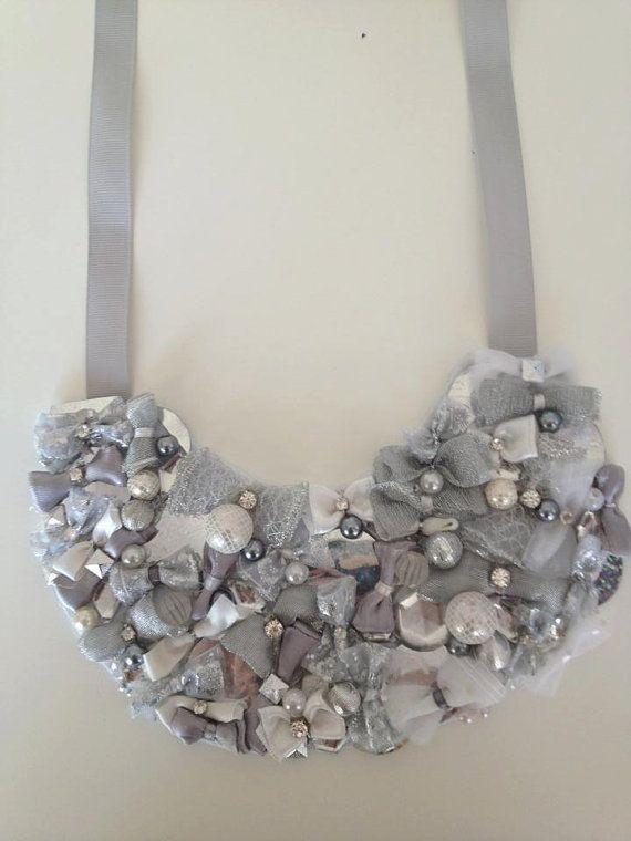Collar / Collarette / Handmade / Special Design/ by SecretOfHands, $20.00