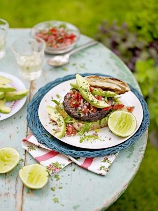 981 best jamie oliver recipesenglish food images on pinterest mexican black bean burgers with lime coriander vegan barbecuebarbecue recipesvegetarian burgershealthy vegetarian foodsvegetarian forumfinder Choice Image