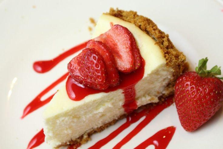 perfect cheesecake single slice 8.12.16