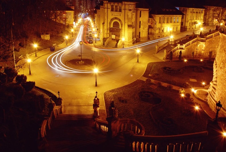 Iasi, my hometown -Rapa Galbena