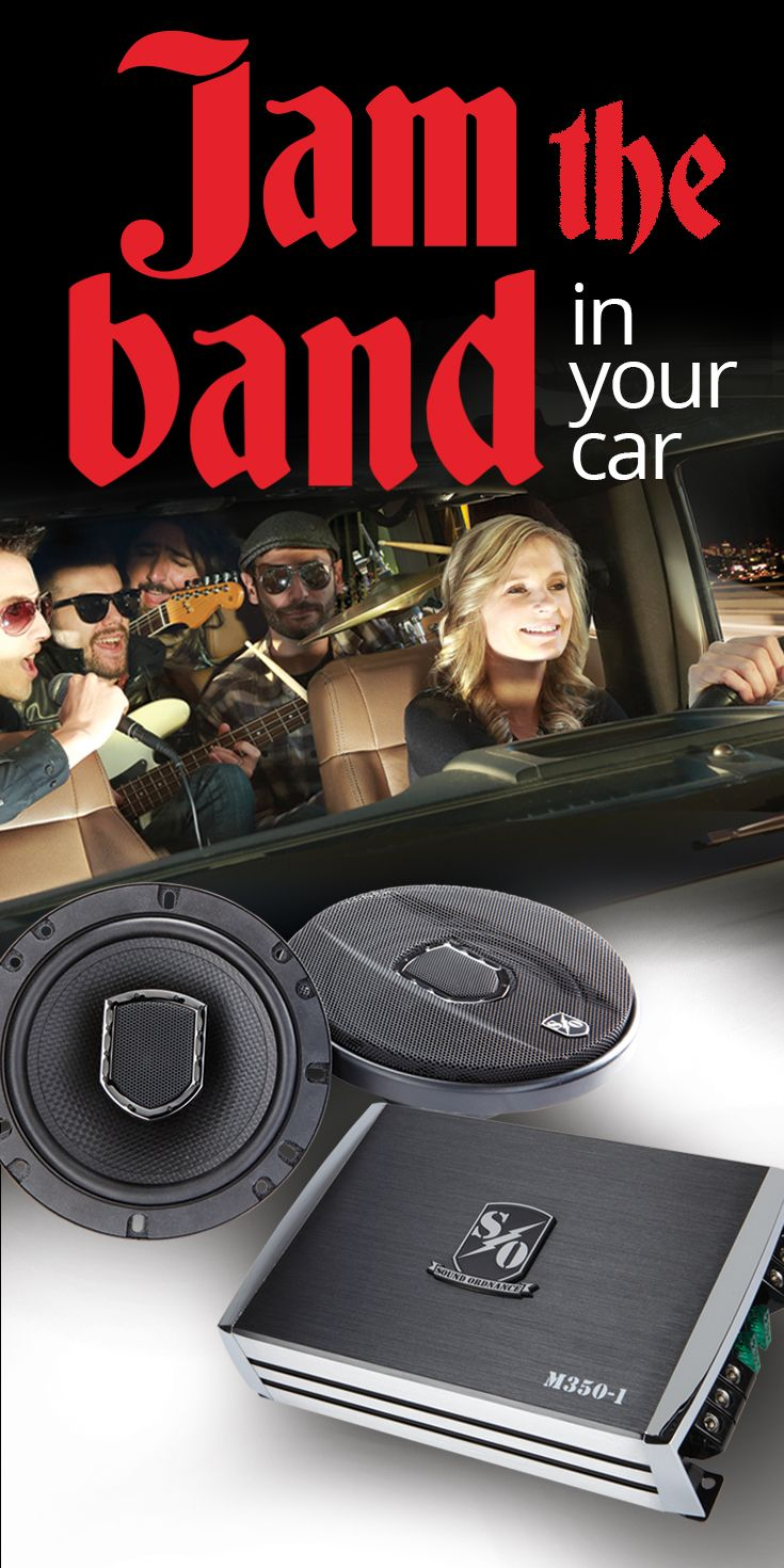 Sound ordnance supplies the speakers subwoofers and amps you need to bring the forces of good sound to your vehicle at an affordable price