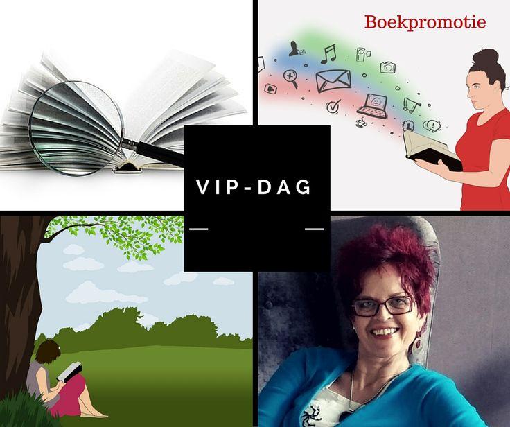 VIP-dag boekpromotie