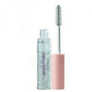 Avon Simply Pretty Clear Mascara  It has a transparent formula that will condition and give your lashes the most natural and defined looks. It does not contain any fragrance or fiber whatsoever. When it comes to its removal, just use water and soap, it comes off easily.  One downside of this mascara brand is drying. You might need to wait a little while longer for it to completely dry.