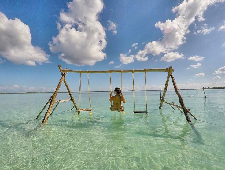 swing chair lagos self the 25+ best bacalar mexico ideas on pinterest | bacalar, hotel laguna and ...
