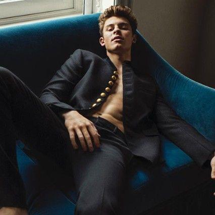 Shawn Mendes' Shirtless Shoot