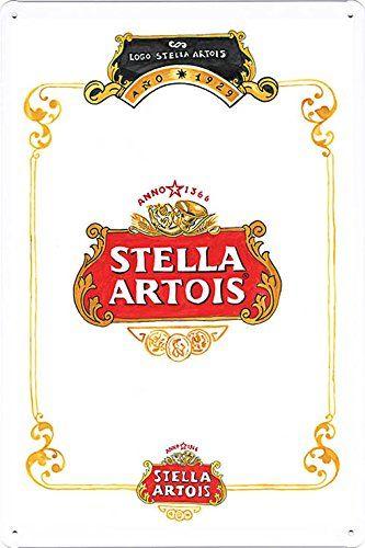"Tin Sign Metal Poster Plate (8""x12"") of Stella Artois Beer Anno 1366 by Food & Beverage Decor Sign Food & Beverage Decor Sign http://www.amazon.com/dp/B00Y1YG456/ref=cm_sw_r_pi_dp_9r5ywb0GZYMM6"