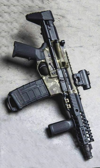 Build Your Dream Ar15 Custom Assault Rifle Custom Ar Firearms