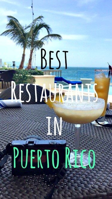 Places to eat in San Juan, PR