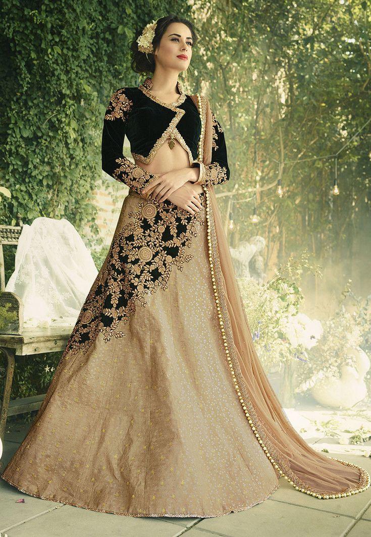 Top 10 Weddings Lehenga Designs for Girls 2018