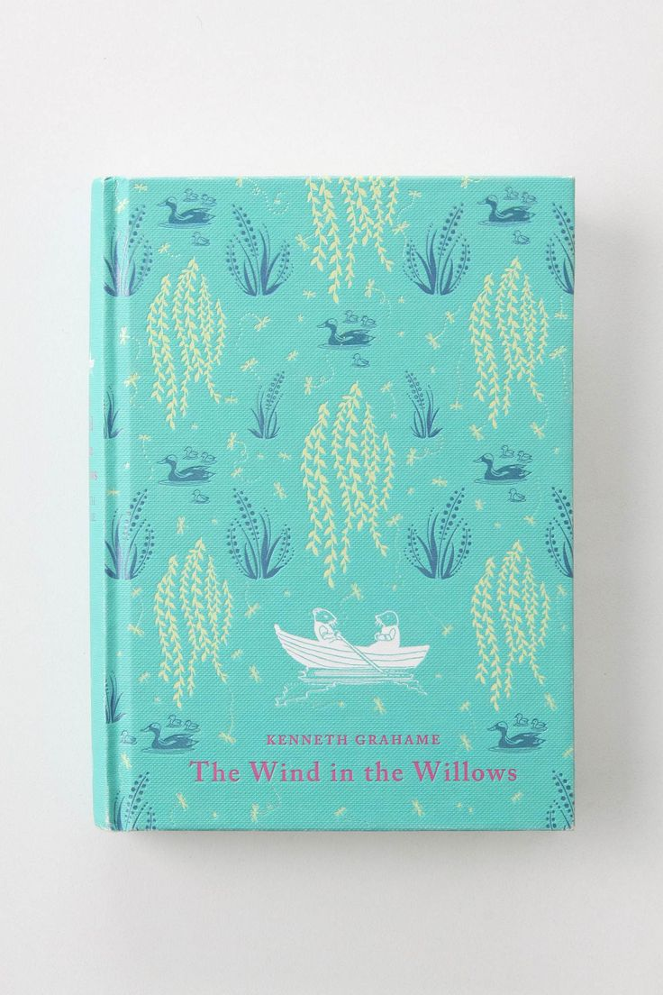 One of my very favorite childhood books. My birthday is coming up, and its on sale @ Anthropologie right now! Anyone feel the urge to buy me a birthday present? ;)