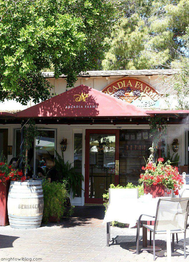 Arcadia Farms Cafe #Scottsdale AZ What a quaint and good place to eat!