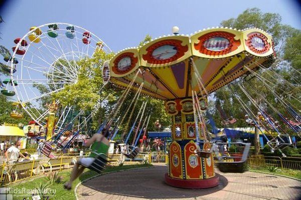 Thigs to See and Visit in Sochi with Kids: Vacationing with Children in Sochi, Russia