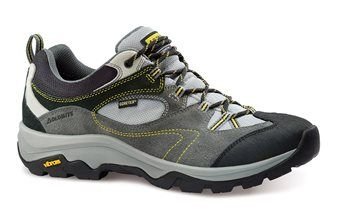 Dolomite Kite Low GTX® Grey/Yellow http://www.dolomitestore.cz/Panska-obuv/Hiking/Dolomite-Kite-Low-GTX-Grey-Yellow