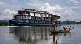 Cruise the Mekong Delta with Heritage Line - The Jayarvaman  with its French-Colonial design.  The Lost Civilization 7 nights Saigon – Siem Reap  Serenity cruise 3 or 4 nights Phnom Penh – Siem Reap (or vice versa) The best of rural Cambodia offers green landscapes, ancient temples . Pearl of the Orient 3 nights Saigon – Phnom Penh (or vice versa) A four-day cruise for cruise for people with less time on their hands.