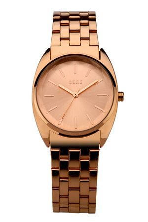 Gold Bracelet Watch: Bracelet Watch, Fashion Watches, Ladies, Oasis Gold, Oasis Watches, Roses, Rose Gold Bracelets, Bracelets Watches, Dial Bracelets