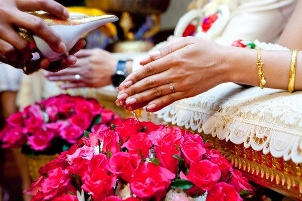 Buddhism allows each couple to decide for themselves all the issues pertaining to marriage.