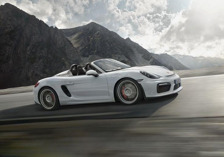 Porsche 718 Boxster Spyder To Get GT3's Flat-Six