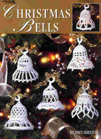 christmas crochet bells