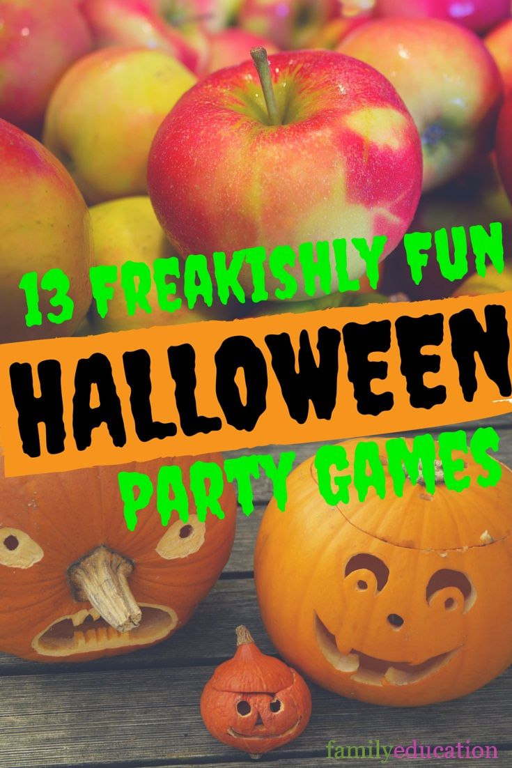 Best 10+ Scary halloween games ideas on Pinterest | Halloween ...