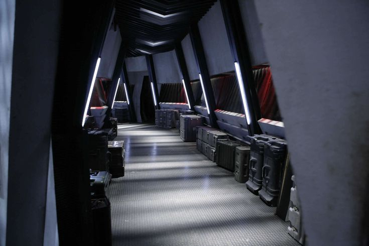 Star destroyer corridor | Sci Fi interiors | Pinterest ...