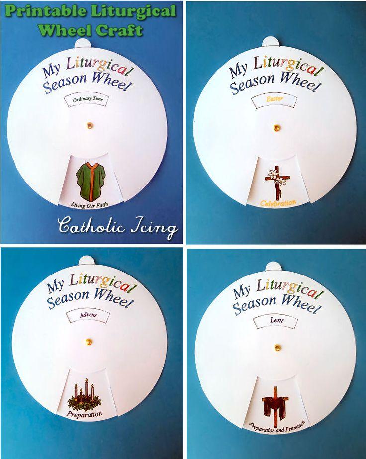 Blank Liturgical Calendar Wheel : Best catholic liturgical calendar ideas on pinterest
