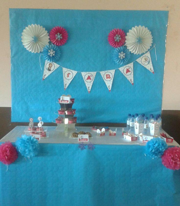 Best 25 mesa dulce frozen ideas on pinterest decoracion - Mesa dulce infantil ...