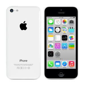 iPhone 5c - Achetez l'iPhone 5c en blanc, rose, jaune, bleu ou vert - Apple Store (France)