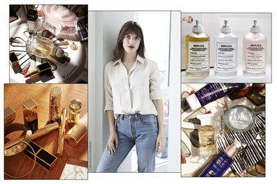 Interview Beauté : dans la salle de bain de Jeanne Damas | Vogue