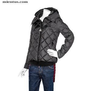 MONCLER Quilted Down Jacket Bourg