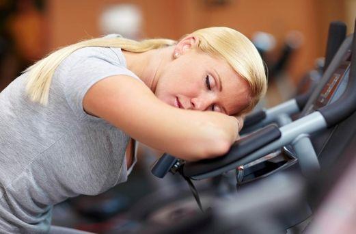 синдром хронической усталости лечение