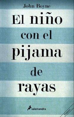 El niño con el pijama de rayas, de Jonh Boyne.   http://www.quelibroleo.com/libros/el-nino-con-el-pijama-de-rayas 8-6-2012