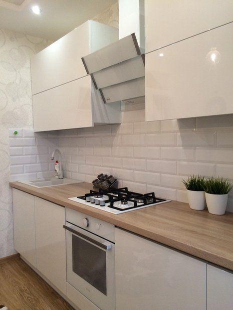 150831341215 белый кухонный гарнитур   Декор в 2019 г.   Kitchen, Kitchen design и  Kitchen interior