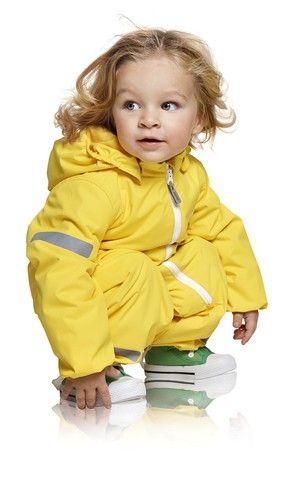 #ReimaSpring2014 #Reima70 Yellow Fangan overall. Buy it online here: FI: http://www.reimashop.fi/Kategoriat/Reima/Ulkovaatteet/Haalarit/Haalarit/Haalari-Fangan/p/510126-2350