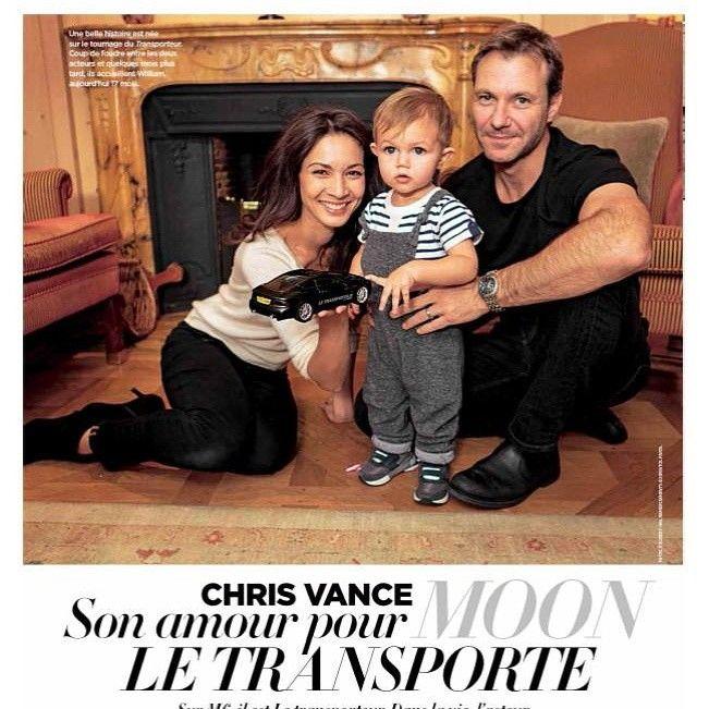 Chris Vance family