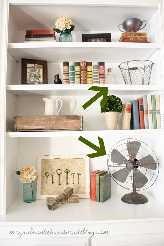 Charmant How To Decorate U0026 Style Bookshelves