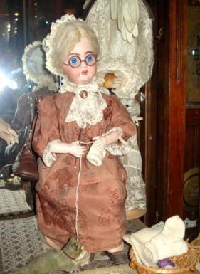 Музей кукол на Покровке в Москве