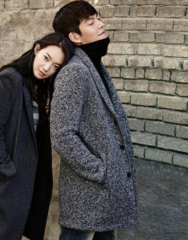 Kim Woo Bin y Shin Min Ah se vuelven íntimos en primera sesión de fotos desde el anuncio de su relación