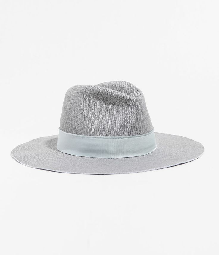 Image 2 of WIDE BRIMMED HAT from Zara